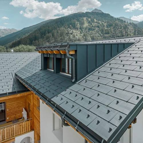 Çatı Kaplama Ürünleri