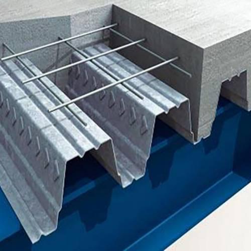 Beton Altı Deck Trapez