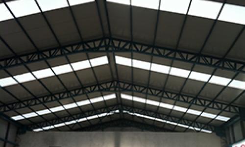 Polikarbonat Çatı Paneli